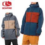 ボンファイア BONFIRE ウインターウェア ジャケット ユニセックス スノーボードジャケット EAGER JACKET