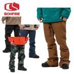 ボンファイア BONFIRE スノーボードパンツ メンズ UTILITY PANT