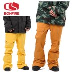 ボンファイア BONFIRE ウインターウェア パンツ メンズ スノーボードパンツ EAGER PANT