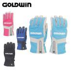 ゴールドウィン(GOLDWIN) スキー グローブ(ジュニア) Radical Zip Glove GJ81501P 【15-16 2016モデル】 防寒