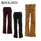 ホールデン HOLDEN スノーボードパンツ メンズ STANDARD PANT - SKINNY FIT