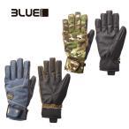 ブルーブラッド BLUE BLOOD ウインターアクセサリー ユニセックス ボードグローブ バリアブロックプリントグローブ BL8510 防寒