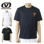 ビジョンクエスト VISION QUEST 野球 半袖 アンダーシャツ メンズ メッセージTシャツ勝負 VQ550305F04 【16TBA】