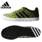 アディダス adidas ゴルフ ゴルフシューズ スパイクレス 靴 メンズ adicross primeknit アディクロス プライムニット V4358 F33352