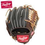 ローリングス Rawlings 野球グローブ GR6HP56L 軟式グラブ 軟式 グローブ 一般