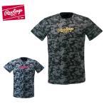 ローリングス Rawlings 野球 半袖 アンダーシャツ メンズ Tシャツ AOS6S09