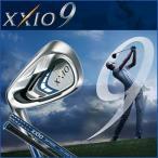 ショッピングゼクシオ ゼクシオ XXIO ゴルフクラブ 左用アイアンセット メンズ ゼクシオ ナイン XXIO9MP900 カーボンシャフト