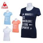 ルコック(le coq sportif) プリント機能Tシャツ(レディース) QB-016061