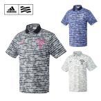 アディダス adidas ゴルフ 半袖ポロシャツ メンズ JP SP カモボーダー S/S ポロ CCG48