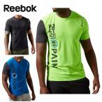 リーボック Reebok スポーツウェア 半袖シャツ メンズ ワンシリーズ LWグラフィック ショートスリーブTシャツ AQE82