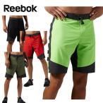 リーボック(Reebok) ハーフパンツ(メンズ) ワンシリーズ コーデュラ グラフィック ボードショーツ AQE89