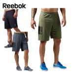リーボック Reebok ハーフパンツ メンズ ワンシリーズ グラフィック ニットショーツ AQE94