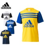 アディダス adidas スポーツウェア ジュニア KIDS Boys adidas 24/7 ビッグロゴ Tシャツ BIK13