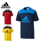 アディダス(adidas) KIDS Boys エッセンシャルズ ビッグロゴ Tシャツ(ジュニア) BIK87【AD16SS】 【16SADC】