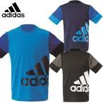 アディダス ( adidas ) 機能ウェア KIDS Boys エッセンシャルズ スーパービッグロゴ Tシャツ BIK88【AD16SS】 【16SADC】