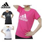 アディダス(adidas) 機能ウェア Tシャツ(レディース) UVグラフィックロゴTシャツ 半袖 BIL09 【16SADC】