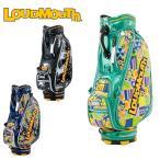 ラウドマウス(LOUDMOUTH) ゴルフ キャディバッグ(メンズ・レディース) ラウドマウス 限定品 LM-CB0001LTD