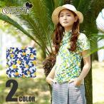 オプスト(OPST) ゴルフウェア(レディース) レモンPT半袖シャツ OP220301F07 【2016年春夏モデル】