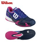 ウイルソン Wilson テニスシューズ オールコート用 レディース RUSH PRO 2.0 AC WRS321090 テニス シューズ