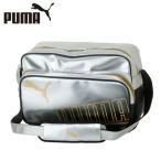 ショッピングエナメルバッグ プーマ(PUMA) エナメルバッグ エナメル シャイニーBショルダー L 074049-01 ENBA