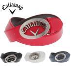 キャロウェイ Callaway ゴルフ ベルト メンズ オーバルベルト 241-6982547