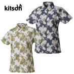 ショッピングキットソン キットソン KITSON ゴルフウェア レディース パイナップル柄半袖シャツ 0362132