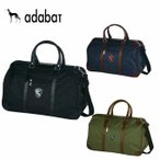 アダバット adabat ゴルフ ボストンバッグ メンズ ABB294