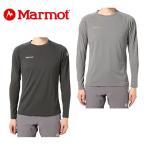 マーモット Marmot 長袖Tシャツ メンズ Accent L/S Crew MJT-S6030