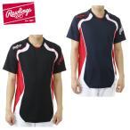 ローリングス Rawlings 野球 半袖 アンダーシャツ メンズ プラクティスTシャツ ASS6S01HM