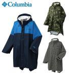 コロンビア(Columbia) レインコート ウォマックIIポンチョ(メンズ) PU1639