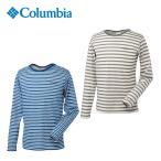 コロンビア(Columbia) トレッキング 長袖Tシャツ(メンズ) ヤングストリートロングスリーブクルー PM1207