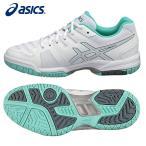 アシックス asics テニスシューズ オールコート用 レディース レディゲルゲーム 5 LADY GEL-GAME 5 TLL759-0162 テニス シューズ