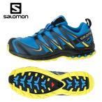 サロモン salomon トレッキングシューズ ゴアテックス メンズ XA PRO 3D GTX BL/SL L38155400