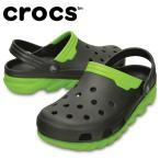 クロックス crocs サンダル ユニセックス デュエット マックス クロッグ 201398