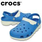 クロックス(crocs) サンダル デュエット マックス クロッグ 201398
