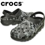 クロックス(crocs) サンダル デュエット マックス カモ クロッグ 202648