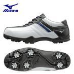 ミズノ MIZUNO ゴルフシューズ ソフトスパイク ゴルフスパイク メンズ ティーゾイド 51GQ1680