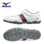 ミズノ MIZUNO ゴルフシューズ スパイクレス 靴 メンズ ティーゾイド 51GQ1685