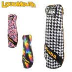 ラウドマウス LOUDMOUTH ゴルフ メンズ トラベルカバー Sh/Bk 020 LM-TCH0006