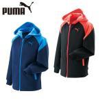 プーマ PUMA スポーツウェア ジュニア 裏起毛フードスウェットジャケット 839769