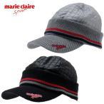 マリ クレール ( marie claire ) ゴルフ ( レディース ) ツバ付き中綿キャップ 736-947