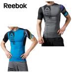 リーボック Reebok 半袖 アンダーシャツ アンダーウェア メンズ ワンシリーズ ACTIVCHILL Comp ショートスリーブTシャツ BJA83