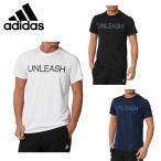 アディダス adidas スポーツウェア 半袖シャツ メンズ レイヤリング ショートスリーブクルーネックTシャツ BUT41