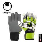 ウールシュポルト ( uhlsport ) サッカー キーパーグローブ ( メンズ レディース ジュニア ) エリミネーター ソフト グラフィット 1000191