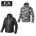【クリアランス】 オークリー OAKLEY ゴルフ ブルゾン ジャケット メンズ BARK DELTA SHARD JACKET パフジャケット フード付き 412242JP