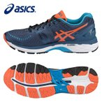 アシックス asics ランニングシューズ メンズ ゲルカヤノ 23 TJG943 5809 マラソンシューズ ジョギング ランシュー