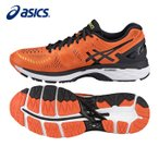 アシックス asics ランニングシューズ メンズ ゲルカヤノ 23 スリム TJG945 0990 マラソンシューズ ジョギング ランシュー