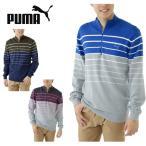 プーマ ( PUMA )  ゴルフ ( メンズ )  ハーフジップセーター 572173