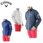キャロウェイ Callaway ゴルフ ブルゾン メンズ 氷山プリント2WAYダウンJKT 241-6210505