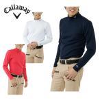 キャロウェイ ( Callaway )  ゴルフ ( メンズ )  ストレッチソフトフリース長袖HNシャツ 241-6254506